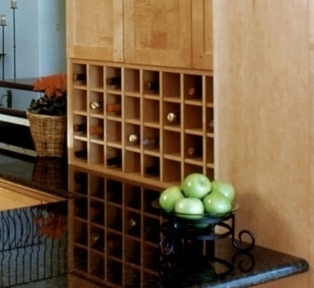 wine rack cubes